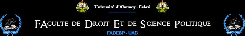 FADESP - UAC